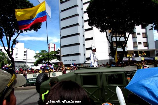 One thing I found curious about the Parade was how proud of the armed forces people seem to be. Because of dictatorships, that doesn´t happen so often in other South America countries... ~ Uma coisa que achei curiosa no Desfile foi o  orgulho que as pessoas parecem ter das forças armadas. Devido às ditaduras, isso não é tão comum em outros países da América do Sul...